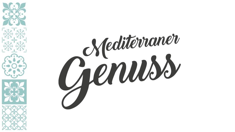 Mediterraner Genuss